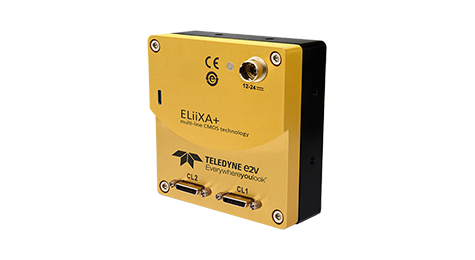 Teledyne e2v launches next generation of trilinear line scan cameras