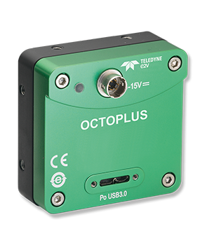 Octoplus camera family
