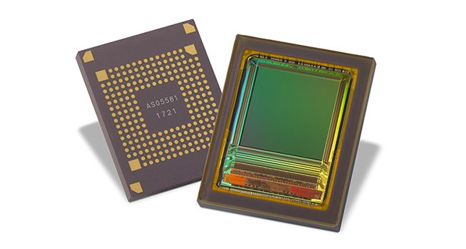 e2v's new CMOS sensors feature the world's smallest true global shutter