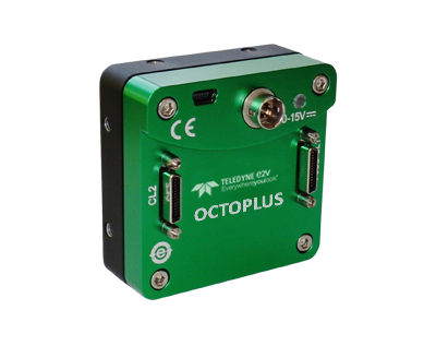 OctoPlus CMOS OCT cameras