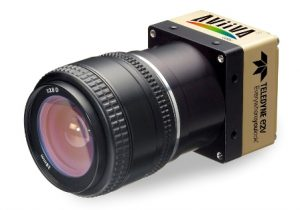 AViiVA sc2 4k color line scan camera