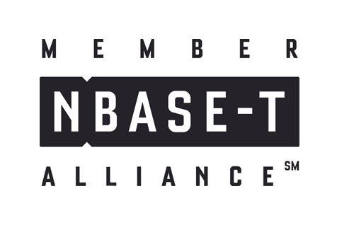 NBASE-T logo