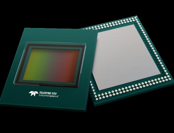 Snappy 5M CMOS image sensors