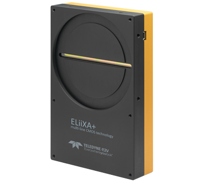 ELiiXA mono and color line scan camera