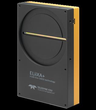 ELiiXA plus mono and color line scan cameras