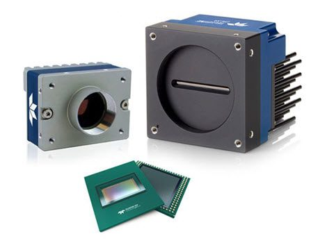 Teledyne e2v and Teledyne DALSA join as Teledyne Imaging at Vision China Shanghai