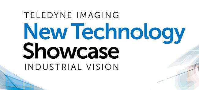 Teledyne Imaging New Technology Showcase, 17-19 Nov 2020